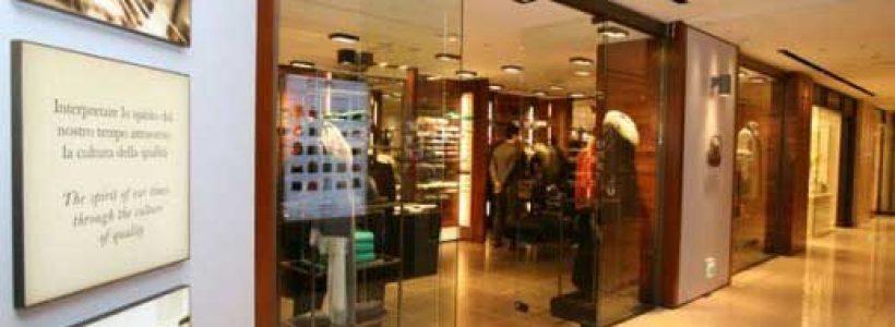 LANIFICIO LUIGI COLOMBO: nuovo flahship store in Corea.