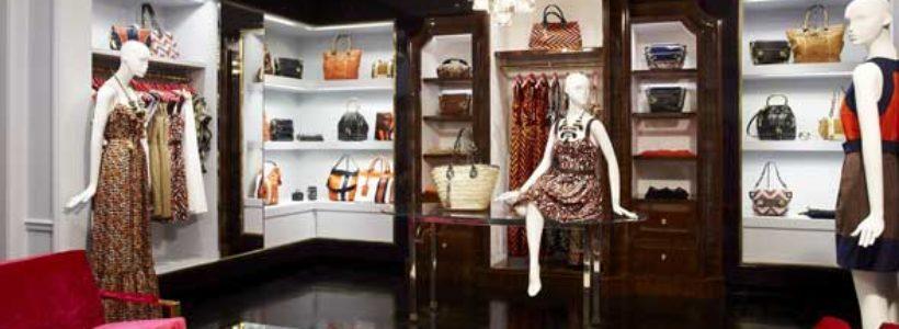 Lo studio di architettura Martell-Donagher LLC firma la boutique MILLY a New York
