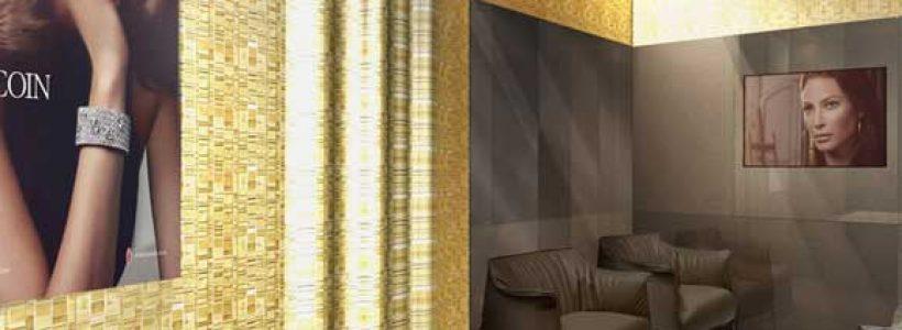 ROBERTO COIN apre la sua seconda boutique monobrand a Dubai.