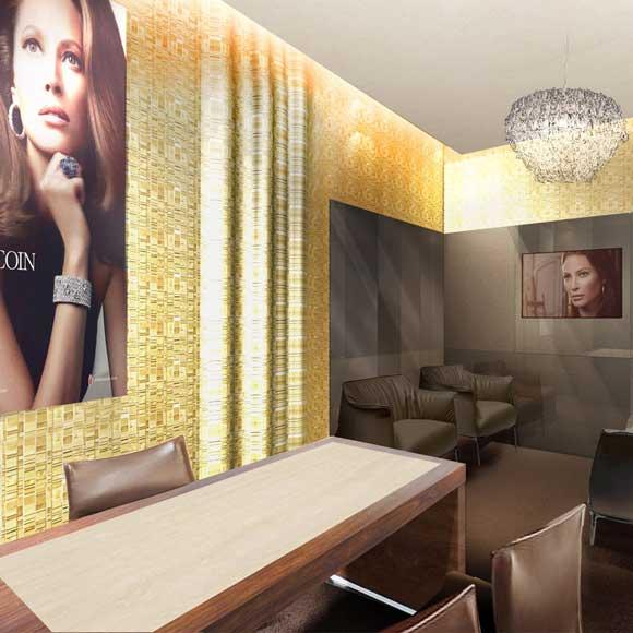 boutique Roberto Coin di Dubai