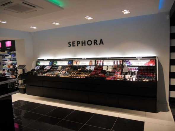 SEPHORA beauty store Venezia
