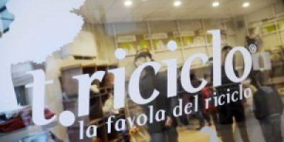 T.RICICLO, opening a Conegliano.