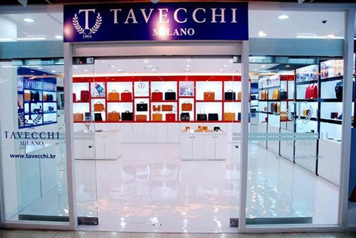 TAVECCHI store Seoul