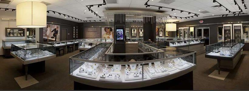 Lo Studio JGA firma la boutique ULTRA DIAMONDS a New York.