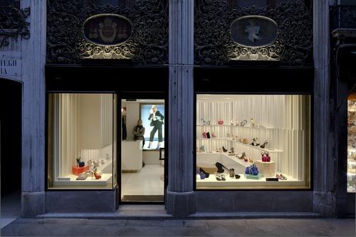 Boutique GIUSEPPE ZANOTTI DESIGN Venezia