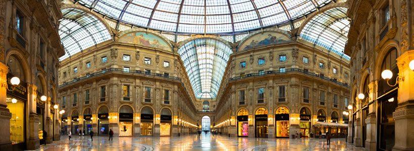 Fondazione ALTAGAMMA per la Galleria Vittorio Emanuele di Milano.