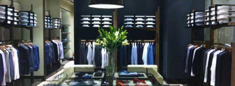 BRIONI: nuova boutique in Cina.