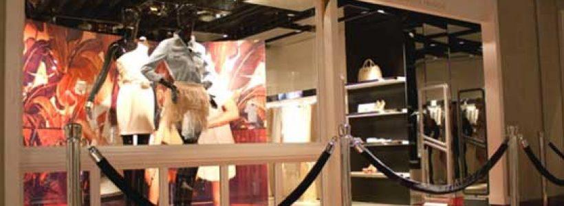 ELISABETTA FRANCHI: primo flagship store in Svezia.
