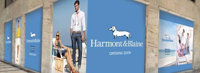 HARMONT & BLAINE: aprirà a giugno il nuovo flagship store di Milano.