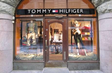 flagship store Tommy Hilfiger a Helsinki