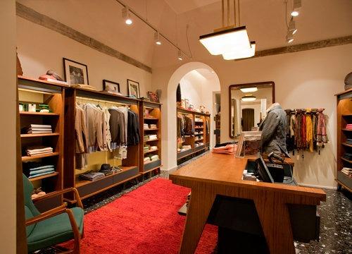 boutique OFFICINA SLOWEAR Roma