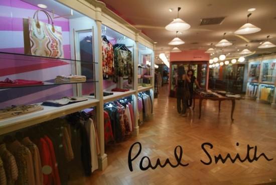 PAUL SMITH Shanghai
