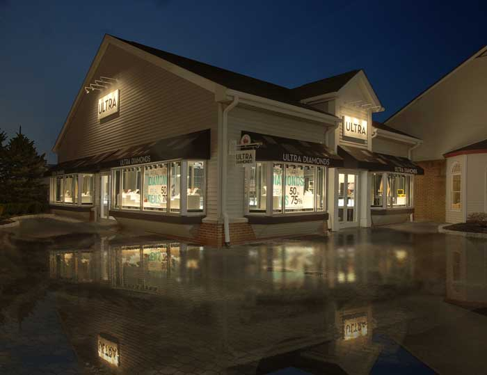 JGA progettazione negozi e brand strategy