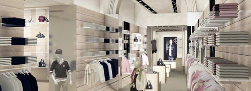 ARMANI JUNIOR apre la sua prima boutique a Firenze.