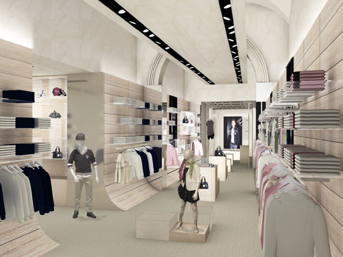 boutique ARMANI JUNIOR Firenze