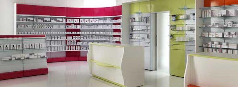 CRC arreda farmacie e parafarmacie