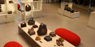 COLL Concept Store, Michele Volpi firma la boutique di Peccioli in provincia di Pisa.