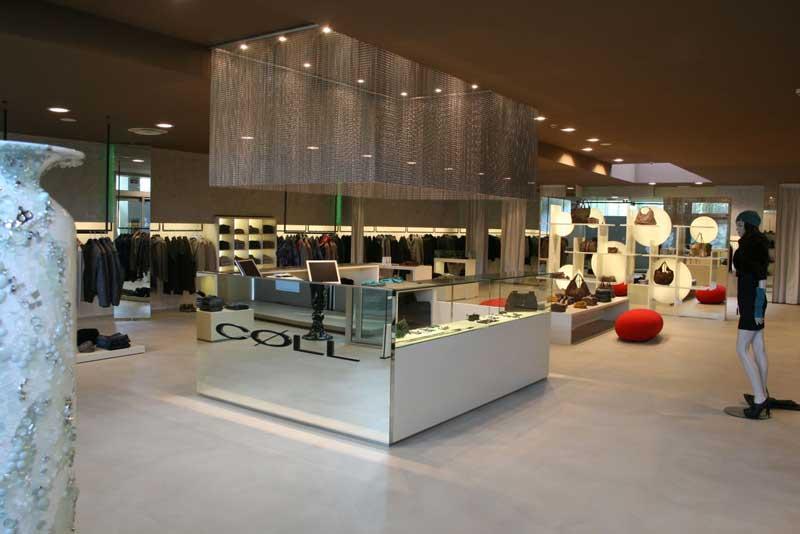 Coll interior designer Michele Volpi