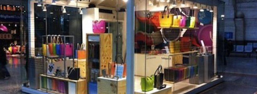 FULLSPOT: pop-up store nelle stazioni di Milano, Roma e Napoli.