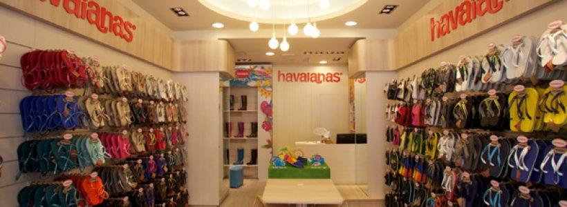 HAVAIANAS: a Milano il secondo monobrand italiano.