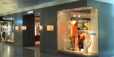 HERMES: apre oggi il nuovo negozio al Terminal 1 di Malpensa.