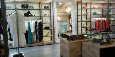 Nuovo concept store per le boutiques MANGANO.