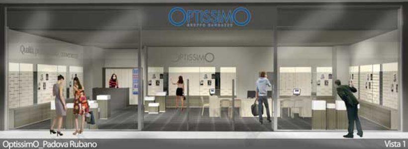OPTISSIMO apre al Centro Commerciale Le Brentelle di Rubano.