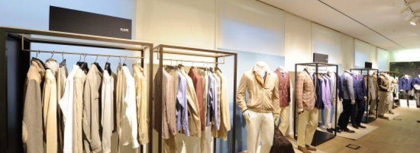 PAL ZILERI apre un nuovo showroom a Milano.
