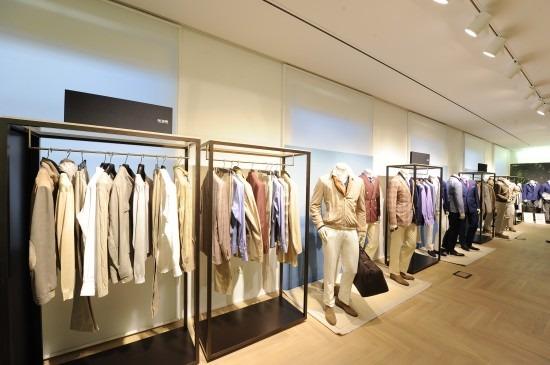 PAL ZILERI showroom Milano