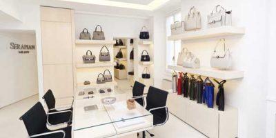 SERAPIAN apre a Milano un nuovo showroom.