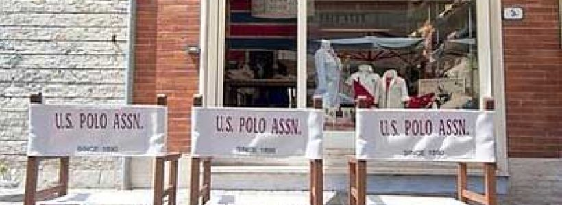 US POLO ASSN apre a Forte dei Marmi.