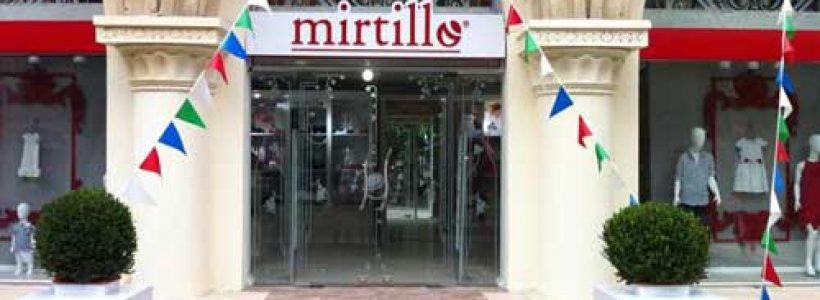 MIRTILLO ha inaugurato il suo primo monomarca a Baku in Azerbaijan.