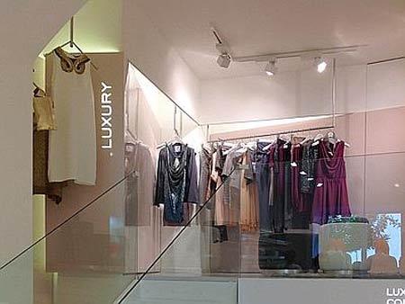 Silvian Heach negozio Sorrento