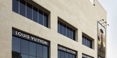 LOUIS VUITTON apre ad Amman.