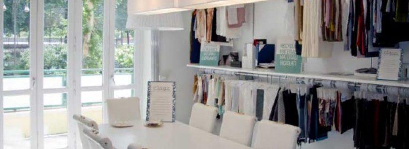 Show room a Madrid per C.L.A.S.S.