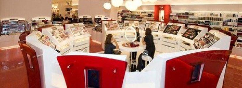 LA GARDENIA rinnova lo store di Montecatini Terme.