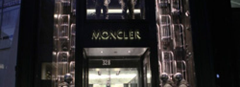 MONCLER apre a Los Angeles e Miami.