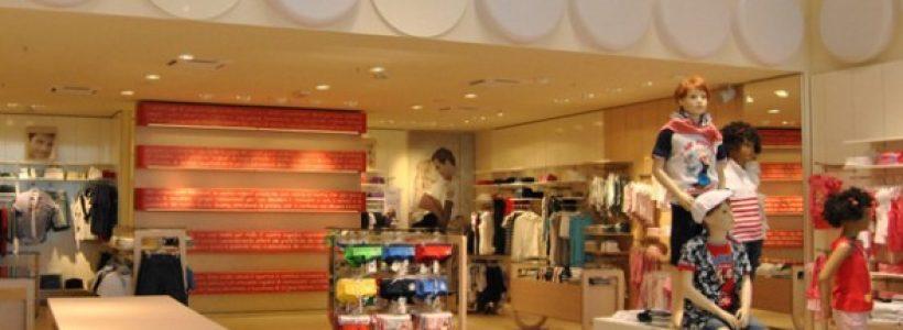 ORIGINAL MARINES apre al centro commerciale I Gigli di Firenze.