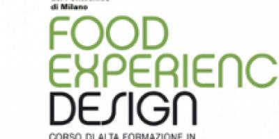 """Borse di Studio per progettisti  per i nuovi corsi in """"HoReCa Design"""" e """"Food Experience Design."""