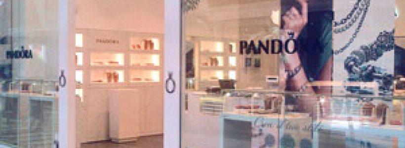 PANDORA prosegue l'espansione retail.