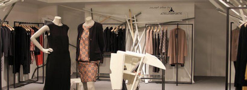 PIAZZA SEMPIONE: shop-in shop a La Rinascente in Piazza Duomo a Milano.