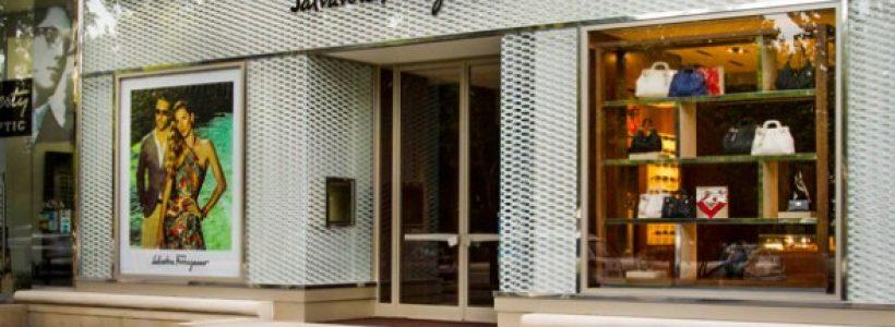 SALVATORE FERRAGAMO: nuovo punto vendita monomarca a Baku.