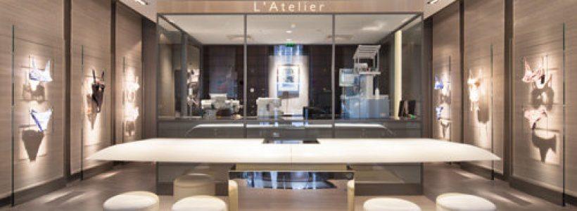 L'ATELIER Lingerie apre a Parigi il suo primo flagship store.