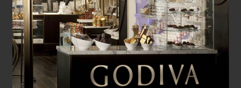 Boutique GODIVA New York