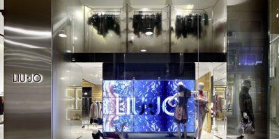 LIU JO: rinnovato e ampliato il flaship store di Milano.