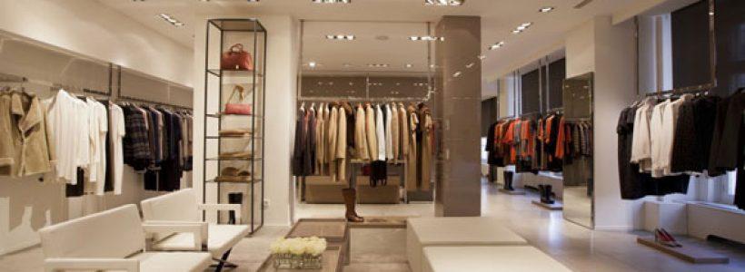 MARINA RINALDI presenta il restyling dello store di Monaco.