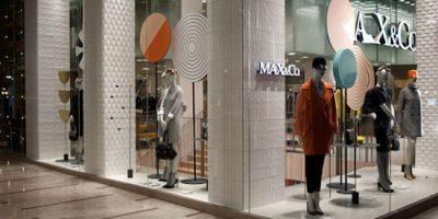 MAX&Co: nuovo flagship store in Corso Vittorio Emanuele a Milano.