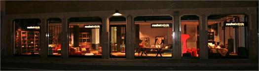 ROCHE BOBOIS showroom Monza