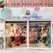 Pop-up store BENETTON a New York.