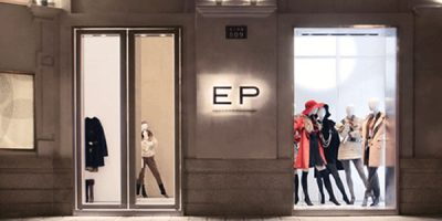 ELEGANT PROSPER concept store, Hangzhou, Cina.
